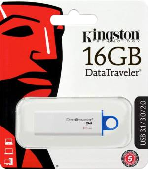 Kingston Kingston Pendrive USB 3.0 16GB DTIG4/16GB