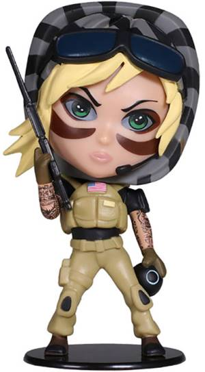 Ubisoft Six Collection Chibi Series 2 Valkyrie Figurine