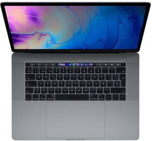 "Apple Apple MacBook Pro 15"" TouchBar i7 2.2GHz SSD 256GB Space Gray MR932T/A"