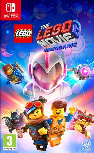 Warner Bros Switch LEGO Movie 2 Videogame EU