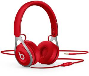 Beats Audio Cuffie Beats EP On-Ear Red