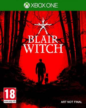 Deep Silver XBOX ONE The Blair Witch EU