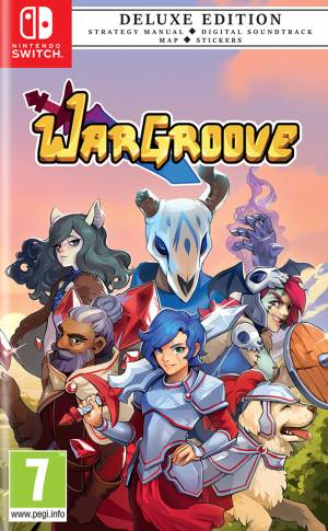 Sold Out Switch Wargroove - Deluxe Edition