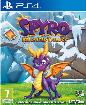 Activision Blizzard PS4 Spyro Reignited Trilogy