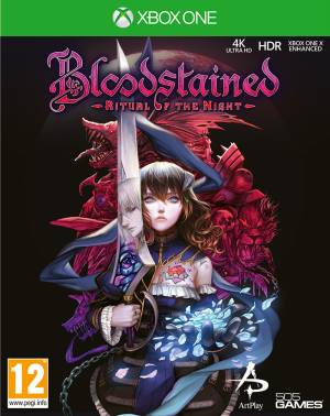 505 Games XBOX ONE Bloodstained: Ritual of the Night EU