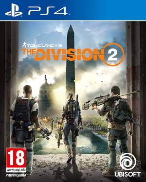 Ubisoft PS4 The Division 2