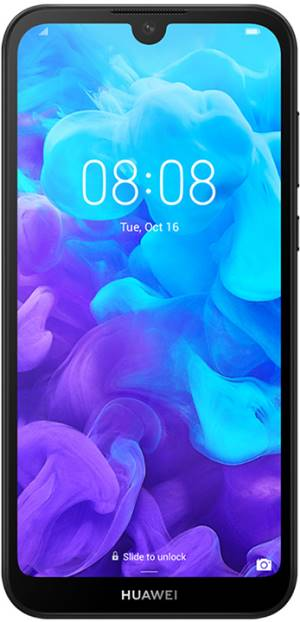 "Huawei Huawei Y5 2019 5.8"" 2+16GB Midnight Black DS ITA"