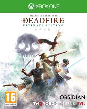 THQ Nordic XBOX ONE Pillars of Eternity II: Deadfire - Ultimate Edition