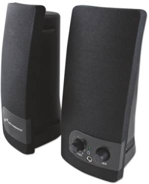 Techmade Techmade Tm-Sp-216 Multimedia Speaker Set 2.0 Black