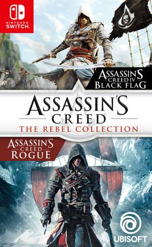 Ubisoft Switch Assassin's The RebelCollection (AC4BF+ACR)