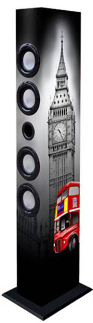 Majestic Majestic Torre Audio TS-84 BT/USB/SD/AUX UK