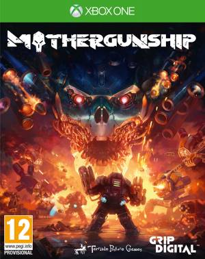 Sold Out XBOX ONE Mothergunship