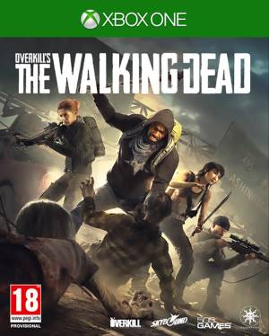 505 Games XBOX ONE Overkill's The Walking Dead
