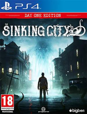 BigBen PS4 The Sinking City - DayOne Edition EU