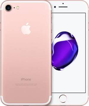 "Apple Apple iPhone 7 32GB 4.7"" Rose Gold EU"