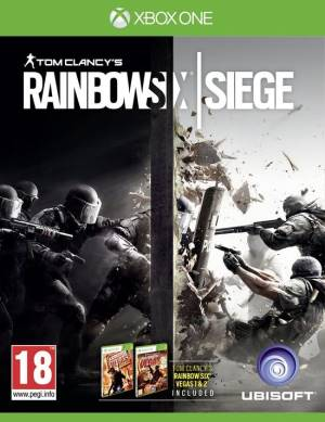 Ubisoft XBOX ONE Rainbow Six Siege Greatest Hits 1