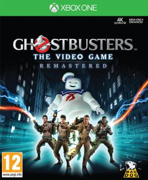 Solutions 2 Go XBOX ONE Ghostbusters The Game Remastered