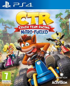 Activision Blizzard PS4 Crash Team Racing Nitro-Fueled EU