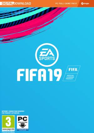 Electronic Arts PC Fifa 19 (CDD)