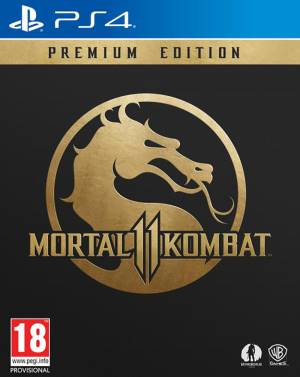 Warner Bros PS4 Mortal Kombat 11 - Premium Edition