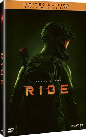 Koch Media DVD Ride - Limited Edition