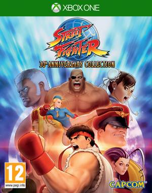 Capcom XBOX ONE Street Fighter 30th Anniversary Edition