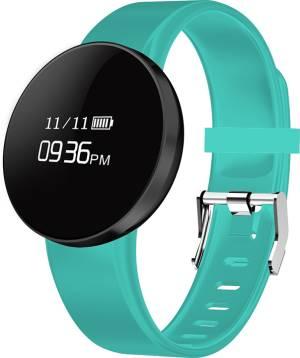 Mobile-Phone-Accessories-Techmade-Smartwatch-Joy-Waterproof-Light-Green
