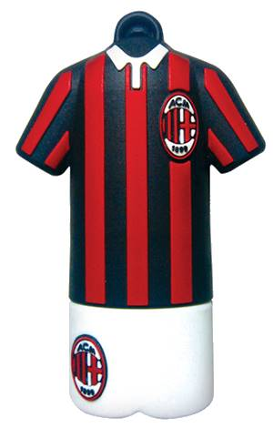 Techmade Techmade Pen Drive Ufficiale Ac Milan 16GB