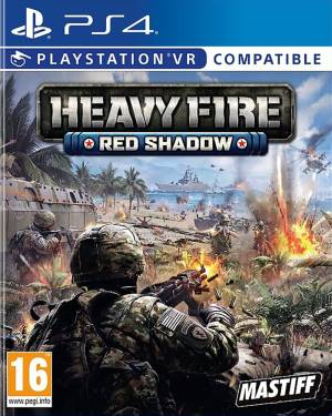 Solutions 2 Go PS4 Heavy Fire: Red Shadow