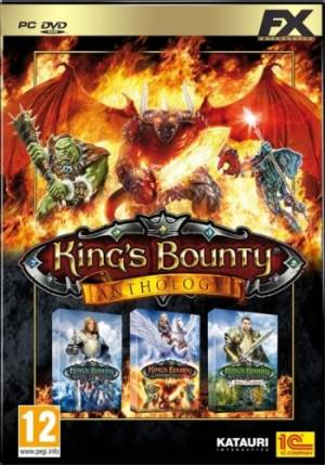 FX Interactive PC King's Bounty Anthology