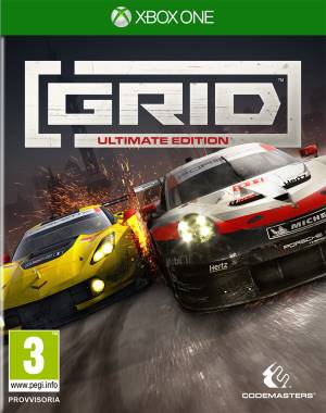 Codemasters XBOX ONE Grid Ultimate Edition
