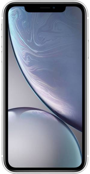 "Apple Apple iPhone XR 256GB 6.1"" White EU"