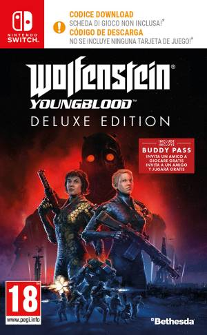 Bethesda Switch Wolfenstein Youngblood - Deluxe Edition