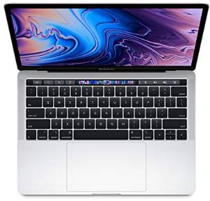 "Apple Apple MacBook Pro 13"" TouchBar i5 2.3GHz 512GB Silver MR9V2T/A"