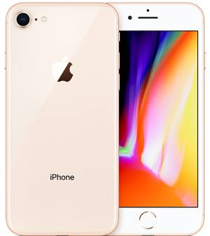 "Apple Apple iPhone 8 64GB 4.7"" Gold EU"