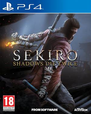 Activision Blizzard PS4 Sekiro: Shadows Die Twice EU