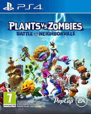Electronic Arts PS4 Plants VS Zombies: Battle For Neighborville