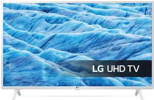 "LG LG 43"" LED 43UM7390 Ultra-HD 4K HDR AI ThinQ Smart TV White"