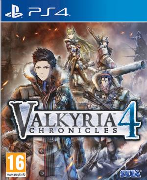 Atlus PS4 Valkyria Chronicles 4 - Launch Edition