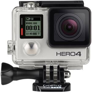 GoPro Videocamera GoPro HERO4 Black Edition Adventure