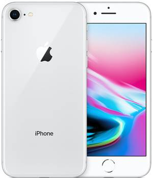 "Apple Apple iPhone 8 64GB 4.7"" Silver EU"