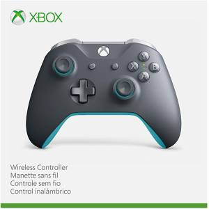 Microsoft XBOX ONE Controller Wireless Grigio/Blu