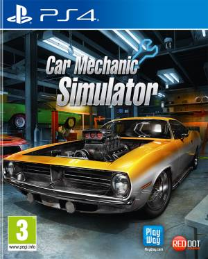 Ravenscourt PS4 Car Mechanic Simulator