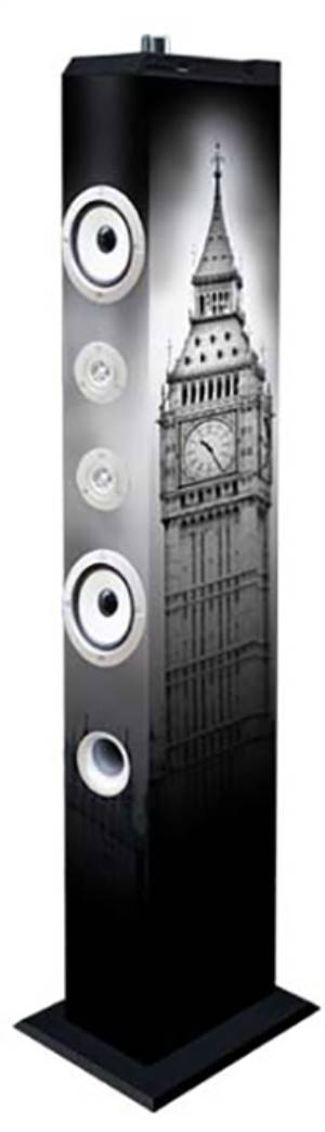 Majestic Majestic Torre Audio TS-85 BT/USB/SD/AUX UK