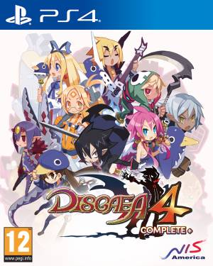 NIS PS4 Disgaea 4 Complete+