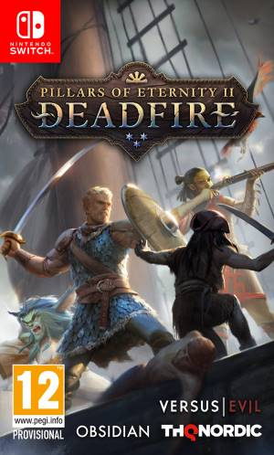 THQ Nordic Switch Pillars of Eternity II: Deadfire