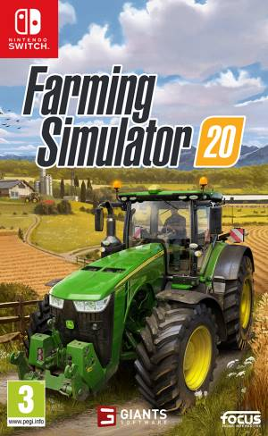 Focus Home Switch Farming Simulator 20