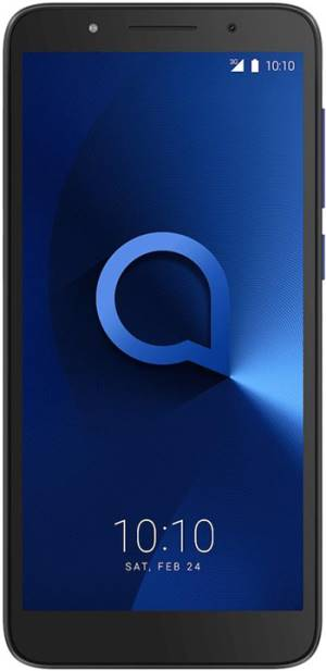 "Alcatel Alcatel 1C 5.34"" 3G Metallic Blue DS ITA"
