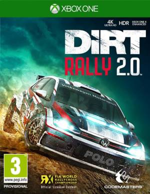Codemasters XBOX ONE DiRT Rally 2.0 - DayOne Edition EU