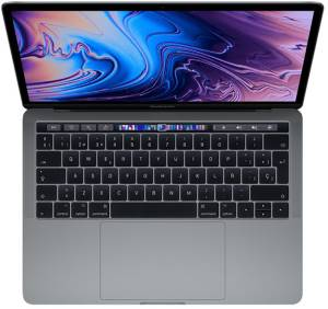 "Apple Apple MacBook Pro 13"" TouchBar i5 2.3GHz SSD 512GB Space Grey MR9R2T/A"